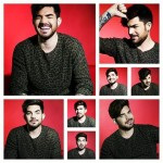 CarasampBocas de Adam Lambert durante a entrevista com o BuzzFeedhellip