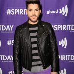 Lindo look de Adam no Believer Spirit Day Concert!