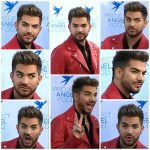 Caras amp Bocas de Adam no red carpet do Angelhellip