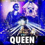 Hoje teremos o quinto Show de Queen  Adam Lamberthellip