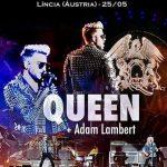 J hoje teremos o terceiro Show de Queen  Adamhellip