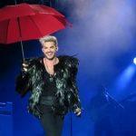 O show de Queen  Adam Lambert de hoje foihellip